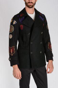 Wool blend RYAN Coat