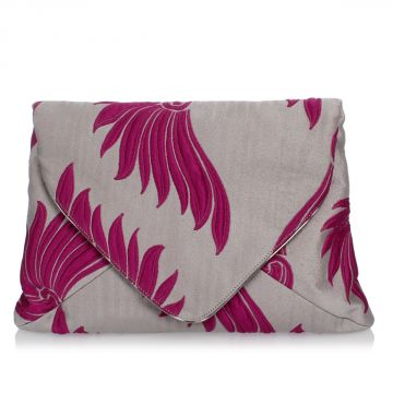 Embroidery Pochette