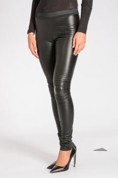 Leggings in Nappa