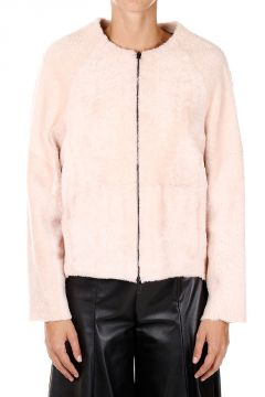 Zipped Reversible Shearling
