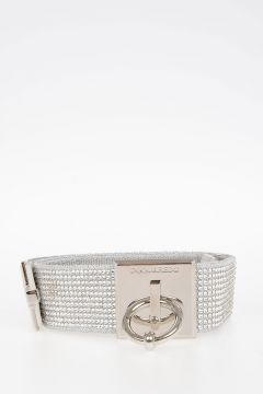 Stretch Glittered Belt 40 mm