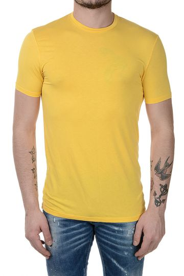 T-Shirt In Tessuto Stretch