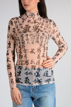 Long sleeves TATTOO Top
