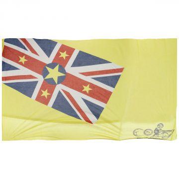 Sciarpa stampa bandiera