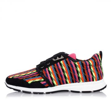 MARTE RUN Technical Fabric Sneakers