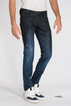 Jeans SLIM in Denim Stretch 18 cm