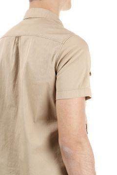 Camicia Maniche Corte Multitasca