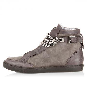 Sneakers Alte con Catena