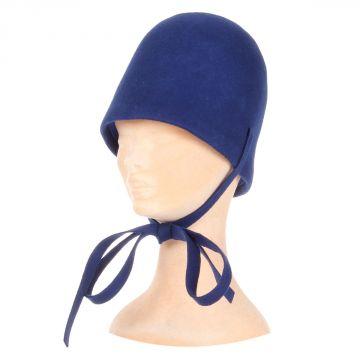 Cappello in lana con Nastro