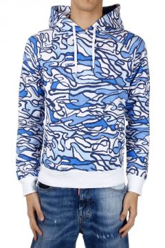 Printed Classic Fit Sweatshirt