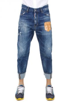 Jeans WORK WEAR Denim Destroyed 18 cm