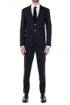 Stretch Virgin Wool MILANO Suit