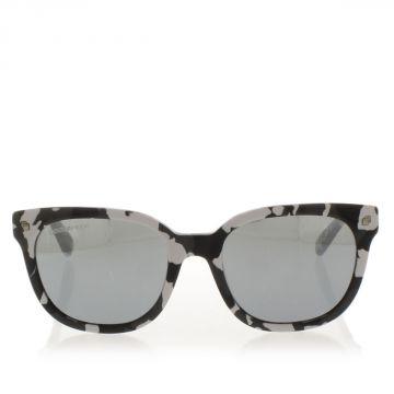 Occhiali da Sole Camouflage Bianco e nero