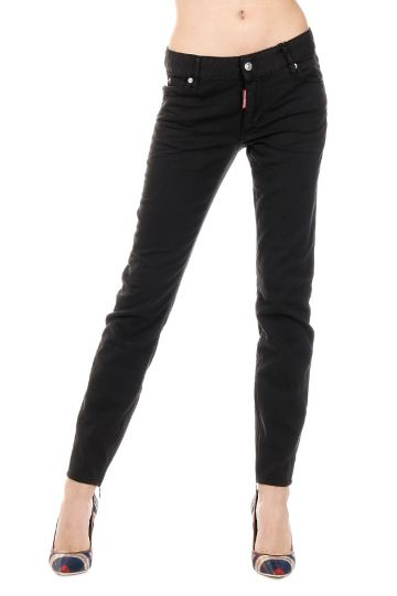 12 cm Stretch Denim MEDIUM WAIST TWIGGY Jeans