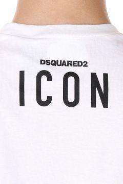 T-Shirt ICON Girocollo Stampata  Teschio