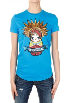 Matrioska Printed T-Shirt