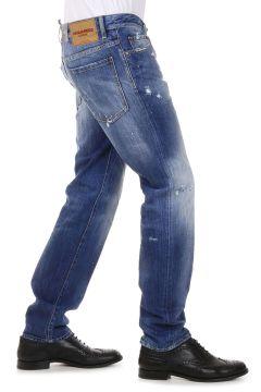 Jeans Denim in Cotone DEAN JEAN 18 cm