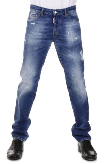 Jeans Denim in Cotone DEAN JEAN 18 cm
