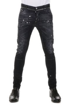 Jeans Denim  Stretch TIDY BIKER JEAN 15 CM