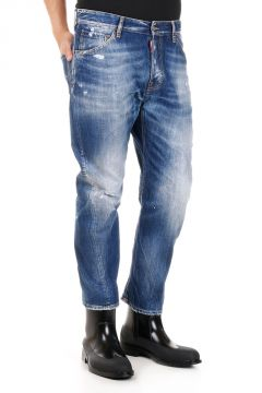 Jeans WORK WEAR JEAN In Denim Destroyed  20 cm