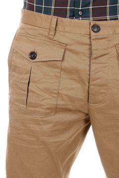 Pantalone Capri ICON in Cotone Stretch