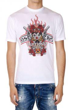 T-shirt Stampa MATRIOSKA