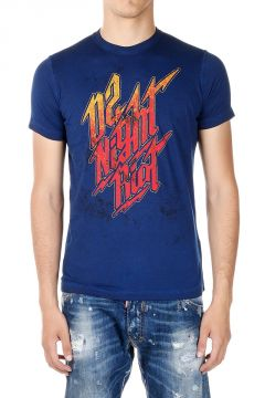 T-shirt D2 NIGHT RIOT in Jersey