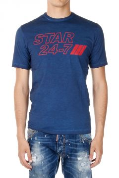 T-shirt STAR 24-7 in Jersey