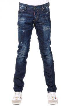 Jeans SLIM in Denim stretch 18 cm