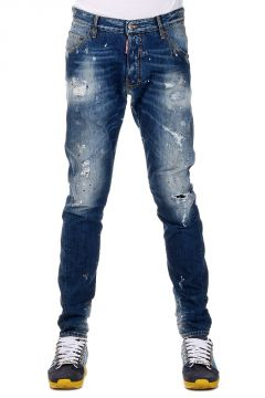 Jeans CLASSIC KENNY TWIST in Denim Destroyed  16 cm