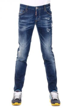 Jeans CLEMENT in Denim Stretch 17 cm