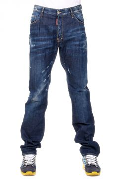 Jeans DEAN JEAN in Denim Stretch 20 cm