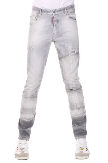 Jeans TIDY BIKER in Denim Stretch 17 cm