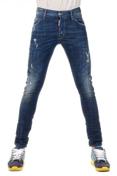 Jeans SEXY TWIST JEAN in Denim Stretch 15 cm