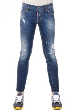 Jeans CLEMENT  in Denim Stretch 16 cm