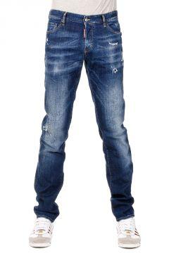 Jeans SLIM in Denim Stretch 17 cm