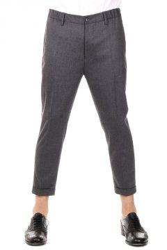 Pantalone Capri in Lana Vergine