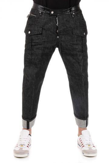 Jeans Capri WORKWEAR Multitasca  20 cm