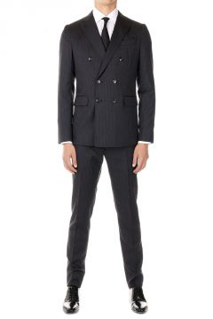 Virgin Wool NAPOLI Suit