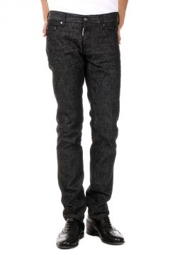 Jeans SLIM in Dark denim 17 cm