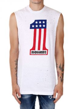 ICON Sleeveless T-shirt Jersey cotton