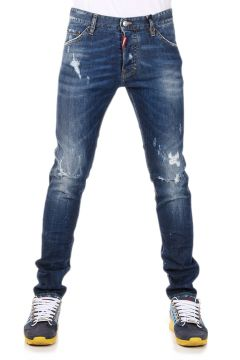 Jeans COOL GUY in Denim Stretch 16 cm