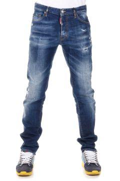 Jeans DEAN Cotone Stretch 18 cm