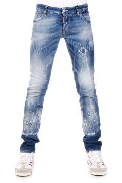 Jeans SLIM Cotone Stretch 16 cm