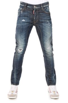 16 cm TIDY BIKER Stretch Cotton  Jeans