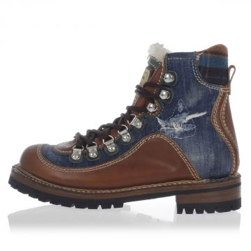 Stivaletto SAINT MORITZ in Denim