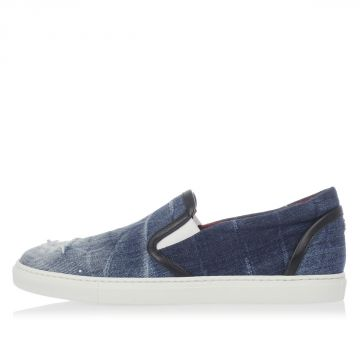 Slip on in Denim