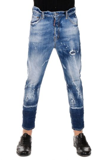 Jeans DAN ELASTIC in Denim Stretch 16 cm