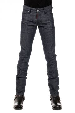 Jeans Slim Fit in Cotone Stretch 17 cm