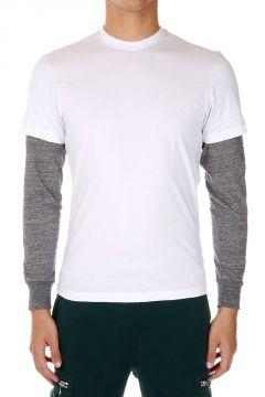 T-shirt Manica Lunga con girocollo
